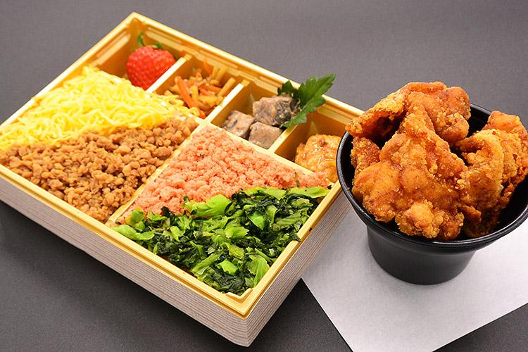 特製唐揚げ弁当 1,000円