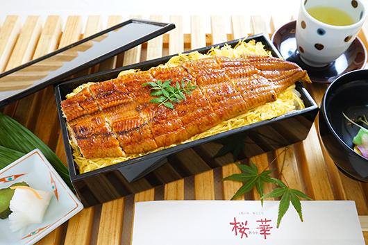 【日本料理桜華】うな重はじめました