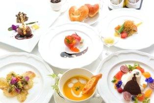 婚礼料理ミニコース試食フェア