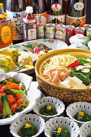 日本料理桜華の春満喫ご宴会
