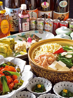 日本料理桜華の忘新年会プラン