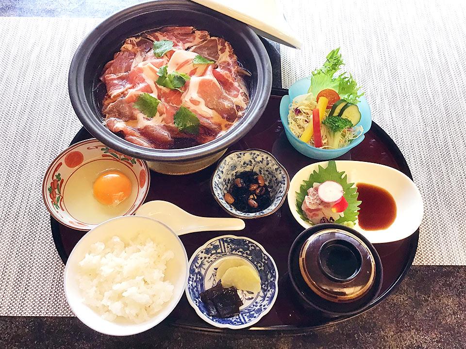【昼限定・新メニュー】ミックスフライ膳/雲仙豚の柳川風タジン鍋