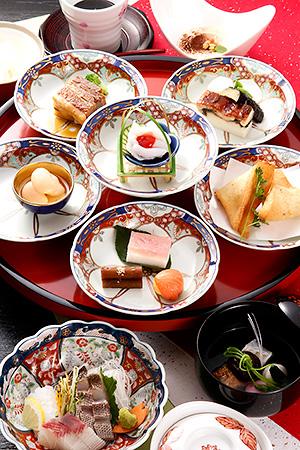 伝統の味・長崎卓袱料理 『出島』