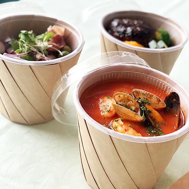 【リニューアル!】レストランパセオのテイクアウトメニュー