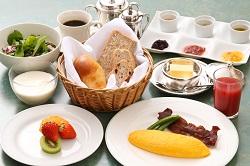【室数・お日にち限定】朝食付きプラン♪<1名様利用>