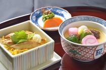 茶碗蒸しが人気♪長崎穴子蒸し寿司セット付宿泊プラン<朝食付き>