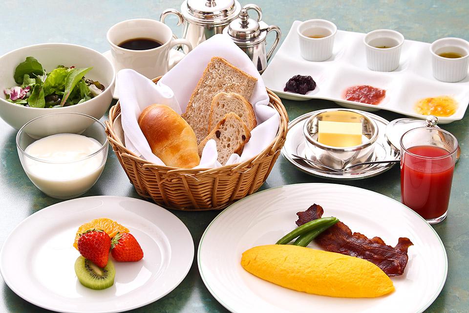 <GoToトラベルキャンペーン割引対象>【禁煙】Basic☆朝食付きプラン(2、3名様)