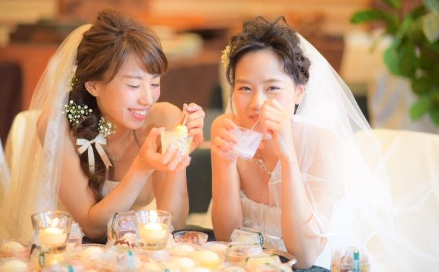 平日限定【花嫁カフェ】