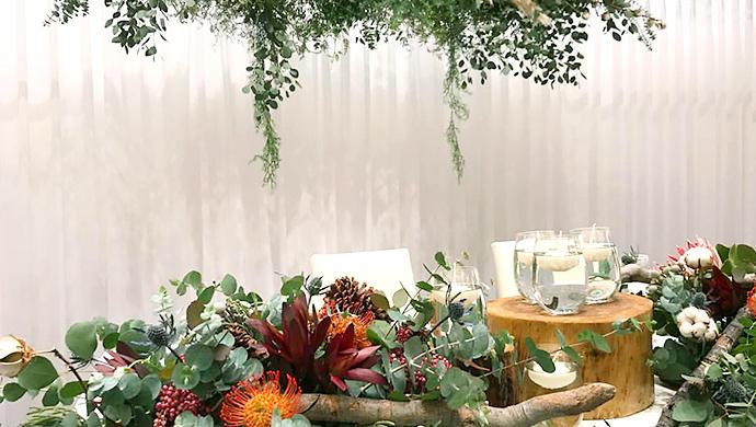 秋の魅力満載♪9月限定ウエディングプラン